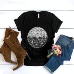 Triko BOTUMY collection – kulatý vzor