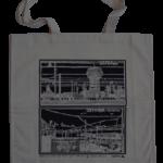 Botumy plátěná taška pevná OSTRAVA