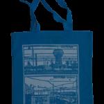 Botumy plátěná taška tenká OSTRAVA