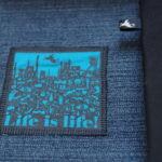Kapsička, peněženka LIFE IS LIFE!
