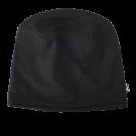 Bavlněná čepice černá