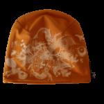 Bavlněná čepice s potiskem