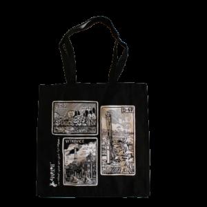 Botumy plátěná taška tenká VÍTKOVICE petrolejová (Kopírovat)