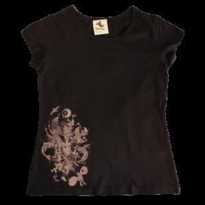 Tričko s potiskem – motiv zvířata
